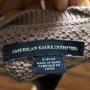 American Eagle Ombre Sweater